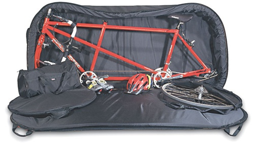 Bike Pro USA Tandem Bicycle Race Case