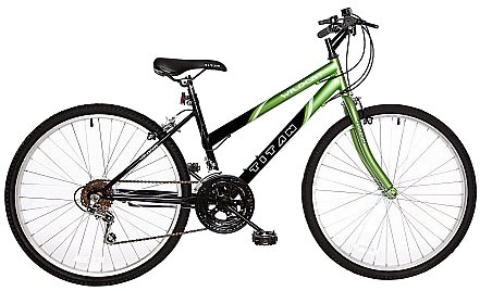 "Titan Wildcat Hardtail Women's 26"" 12 Speed Mountain Bicycle"