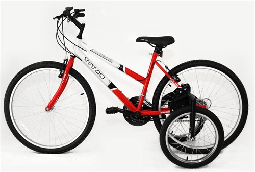 Bikes With Training Wheels For Adults Stabilizer Kit Adult Training
