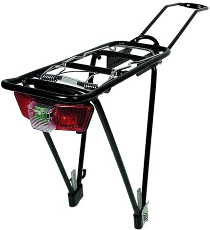 Biria Aluminum 2 Leg Rear Bicycle Rack