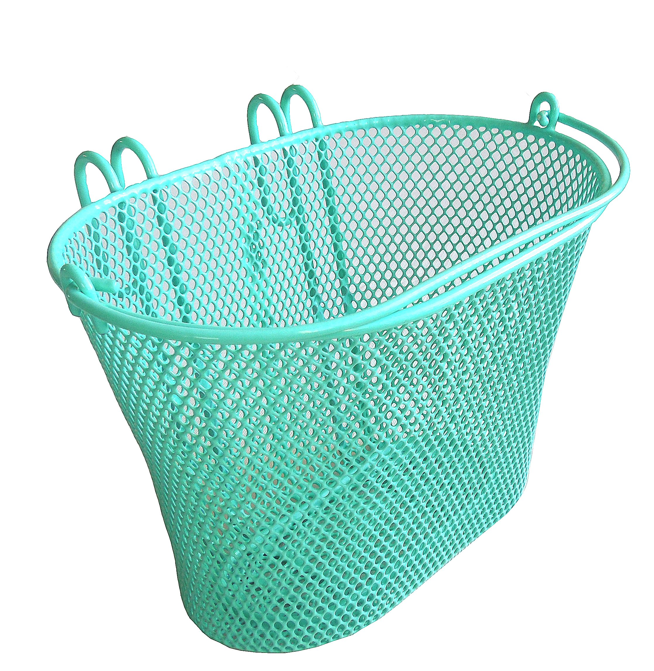 Biria CITY Hook Green Child's Bicycle Basket