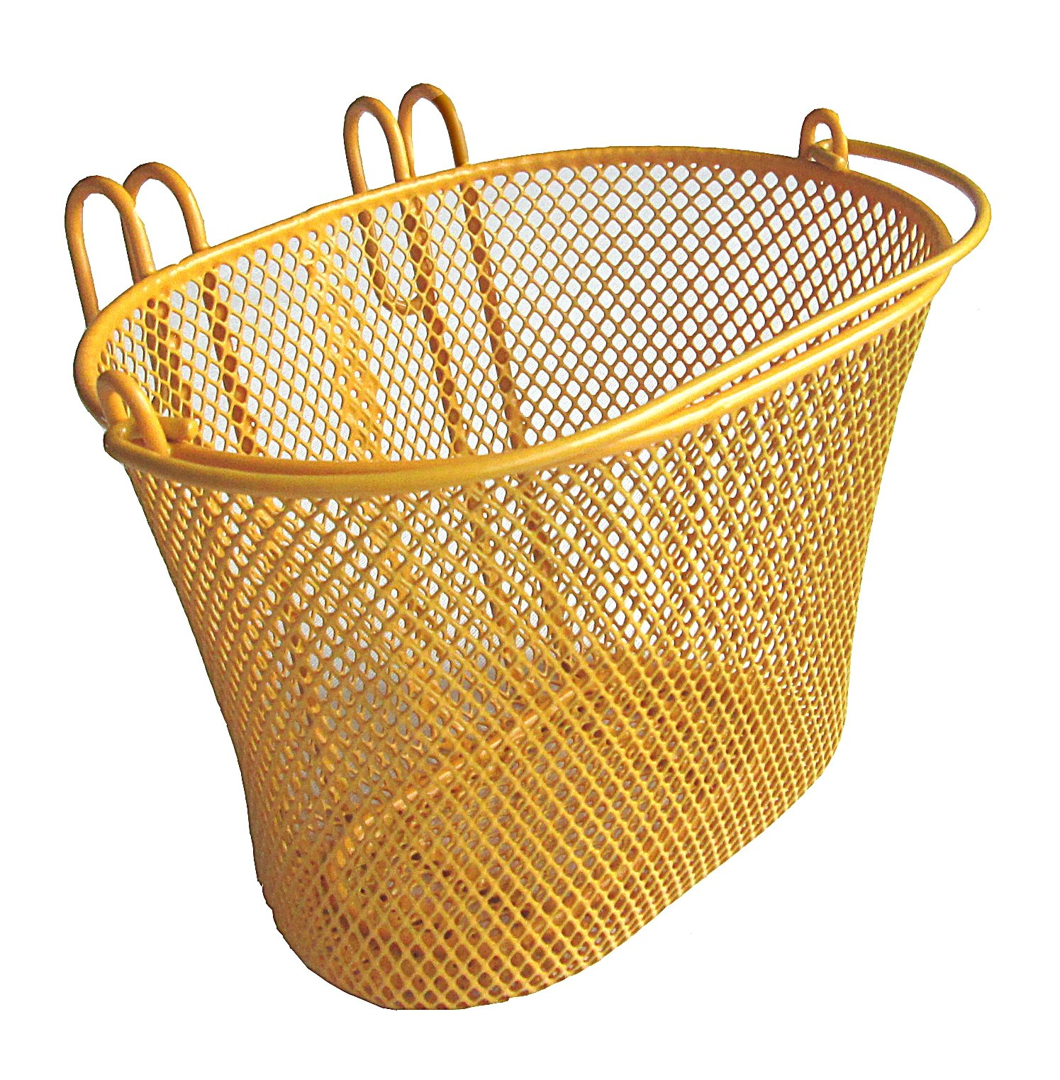 Biria CITY Hook Yellow Childs Bicycle Basket