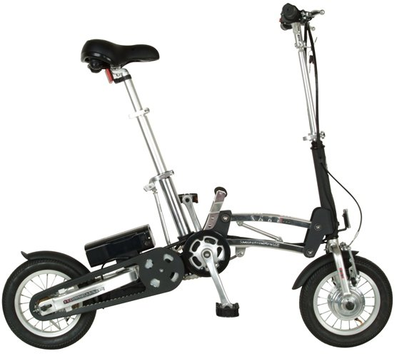 BOB Folding Electric Bicycle