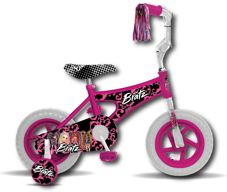 "Bratz 12"" Pink Bike"