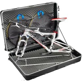 B&W Bicycle Box Transport Case