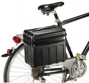 B&W City Box Urban Hard Case Pannier