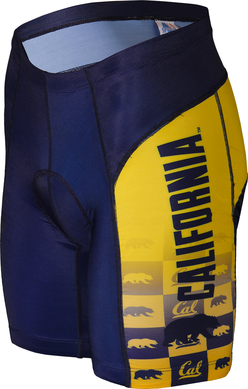 University of California Golden Bears Cycling Shorts
