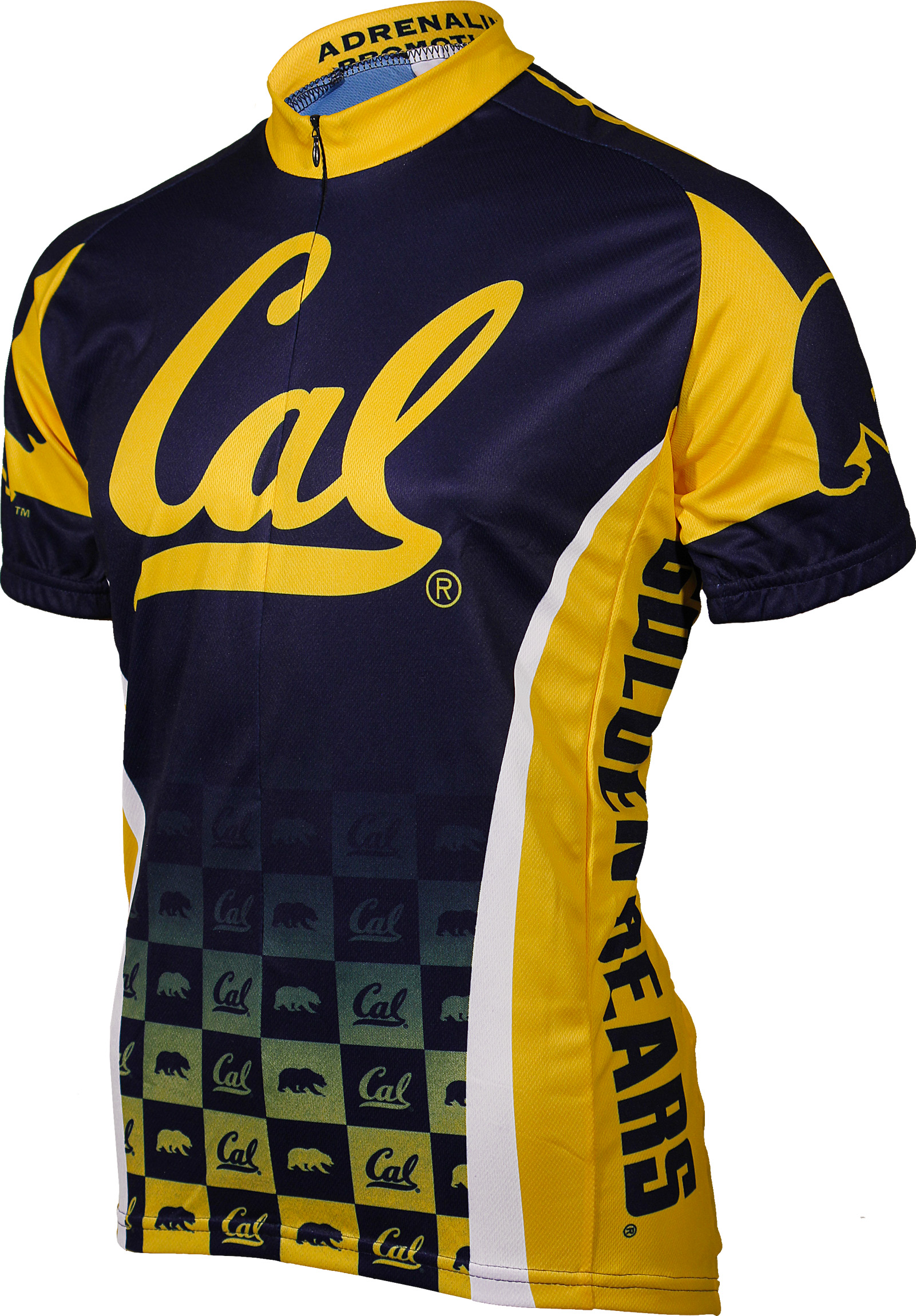 University of California Berkeley Golden Bears Cycling Jersey