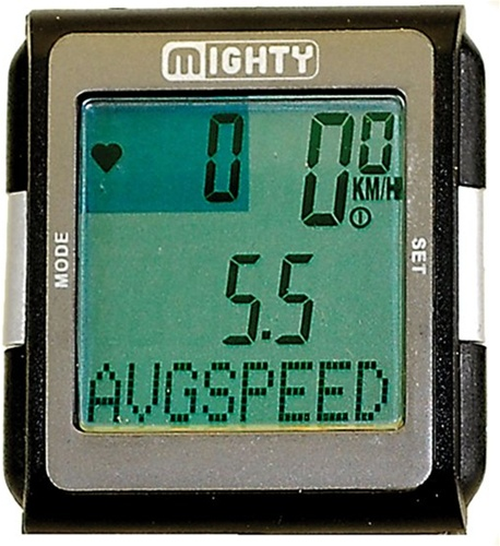 MIGHTY 24 Function Cycling Computer Heart Rate Monitor