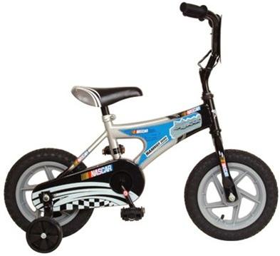 NASCAR Hammer Down 12'' Boys Bicycle