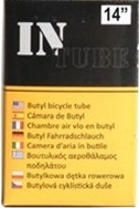 "(4 Tube Set) InTube 14"" Bicycle Inner Tubes"