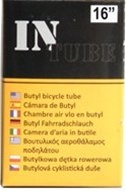 "(4 Tube Set) InTube 16"" Bicycle Inner Tubes"