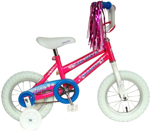 "Mantis Lil Maya 12"" Girls Bicycle"