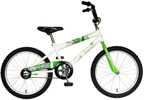 "Mantis Grizzled 20"" BMX Bike"