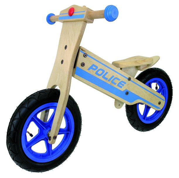 M Wave Wooden Police Running Bicycle