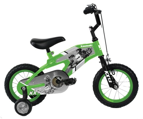 "Kawasaki Monocoque K12 12"" Bicycle"