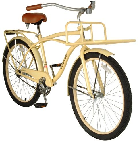 Hollandia Holiday M1 Mens Dutch Style Single Speed Cruiser