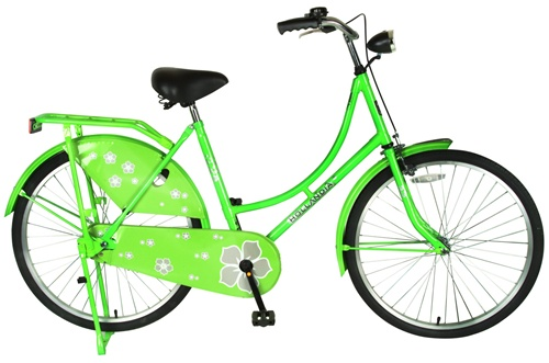 Hollandia Dutch Style New Oma 26 Women's Single Speed Bicycle