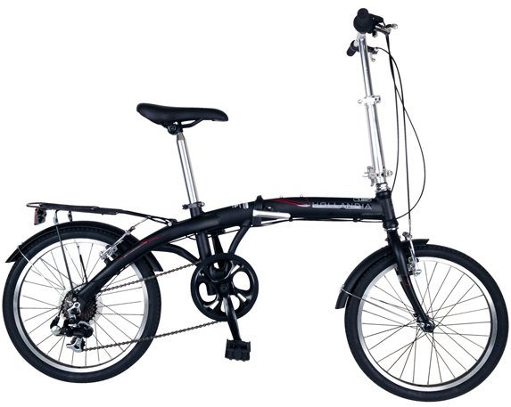 Hollandia Dutch Style 7 Speed Folding Bicycle