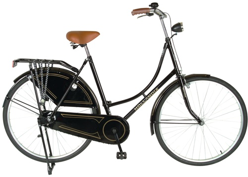 Hollandia Womens Oma City 28 Dutch Cruiser Bicycle