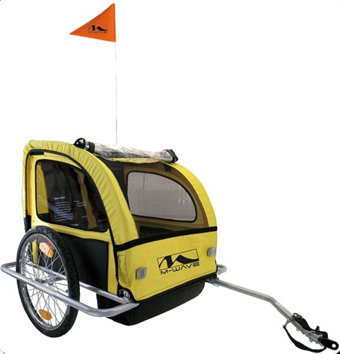 M Wave Child Bicycle Trailer