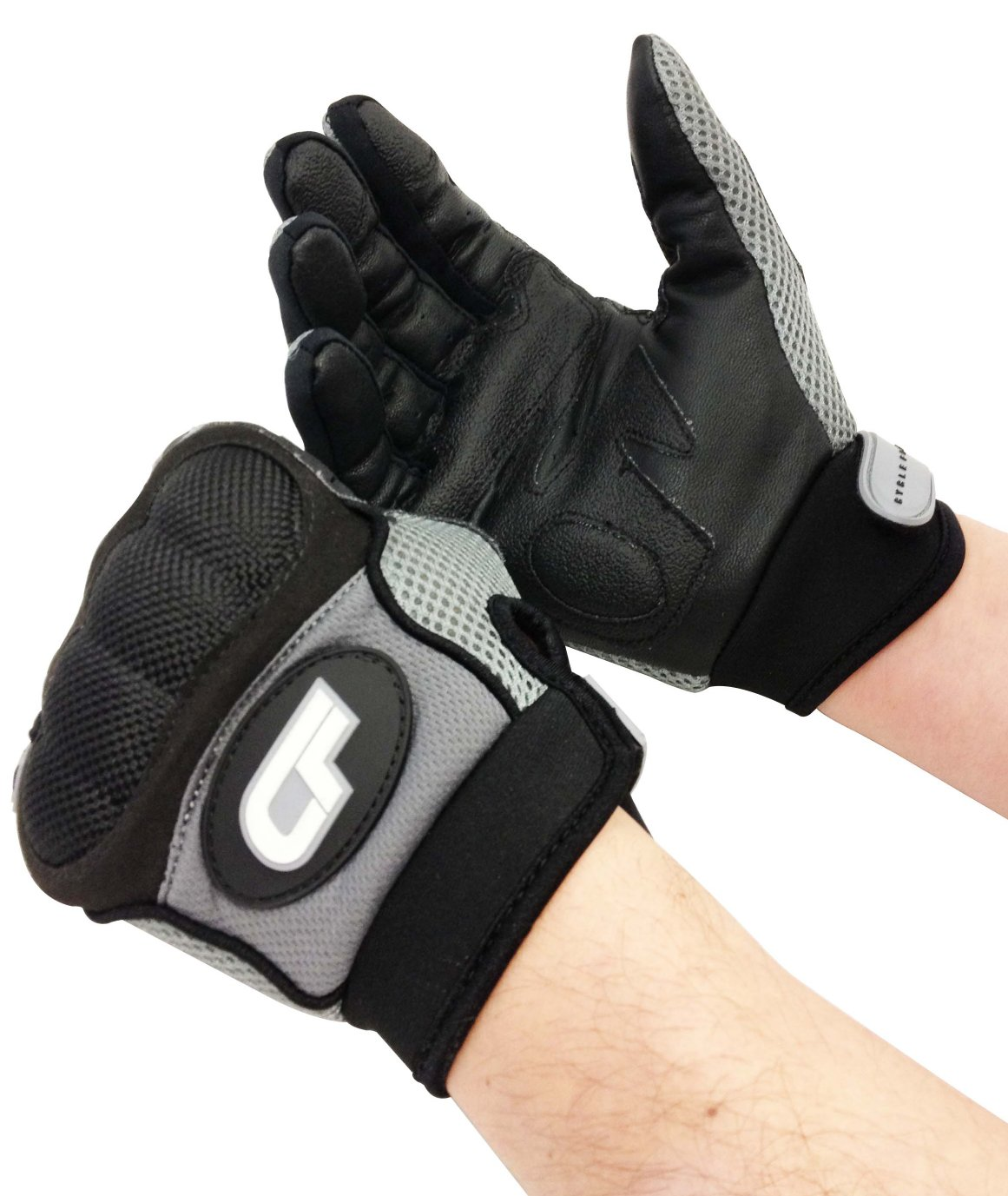 Cycle Force Full Fingered Tactical Police Bicycle Gloves