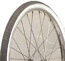 Vintage General Brigadier Bicycle Tire 20 X 125