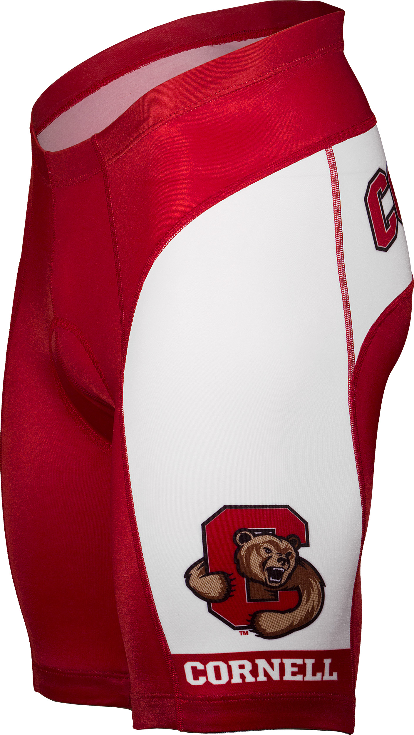 Cornell University Cycling Shorts