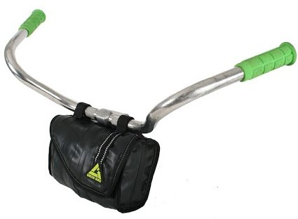 Green Guru Recycled Cruisa Handlebar Bag