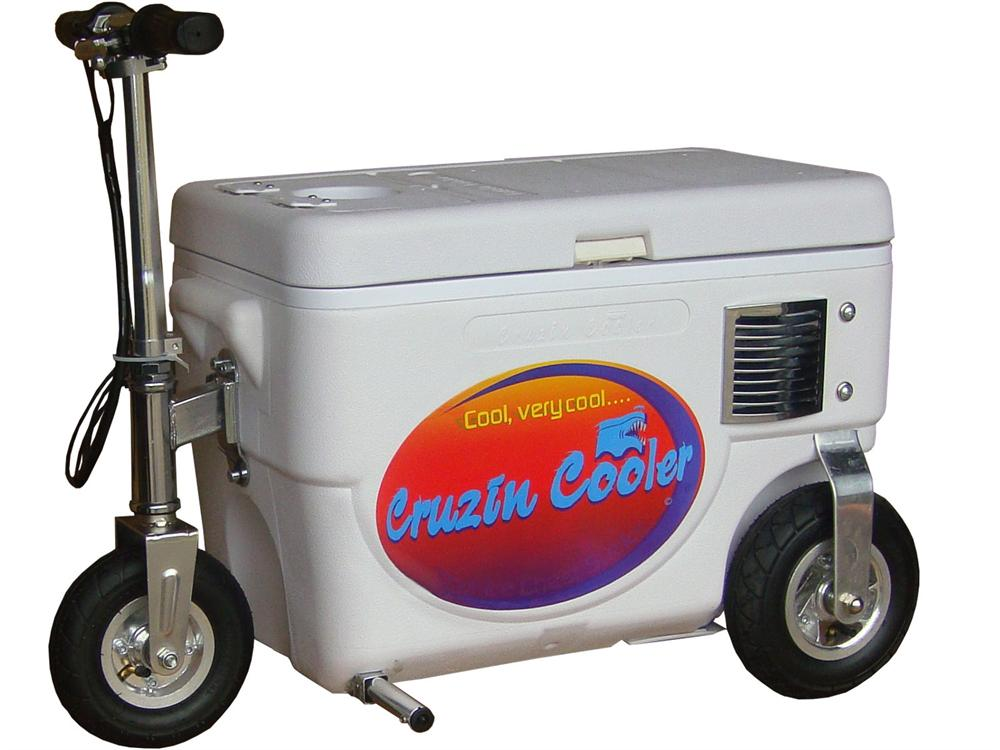 Cruzin Cooler Scooter 1000w White