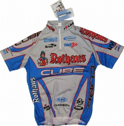 Rothaus Beer CUBE Cycling Team Jersey