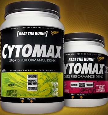 CYTOMAX Performance Sports Drink 4.5 lbs Canister