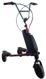 Trikke Water Bottle and cage