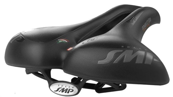 Saddle cycling and trakking SMP Martin Touring with Decompression zone