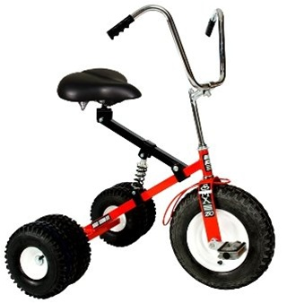 Dirt King Adult Dually Off Road Tricycle