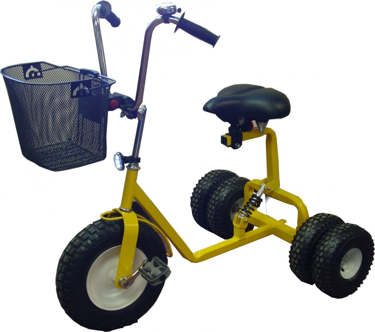 Dirt King WindRoamer Adult Dually Step Thru Tricycle