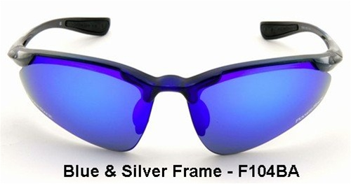 Dolce Vita F104 Polarized Interchangeable Cycling Sunglasses