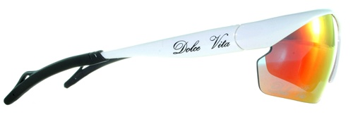 Dolce Vita Top Gun Cycling Interchangeable Sunglasses