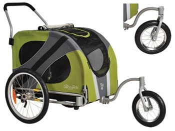 DoggyRide Novel Dog Jogger Stroller