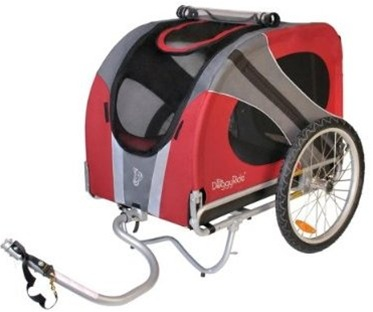 DoggyRide Original Dog Bicycle Trailer