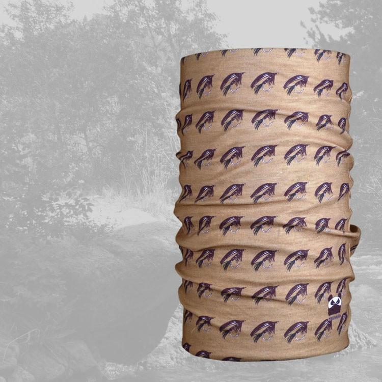 Pandana Bandana Headwear Dry Fly Beige