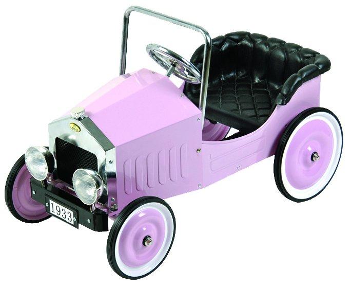 Dexton Voiture Pink Classic Pedal Car