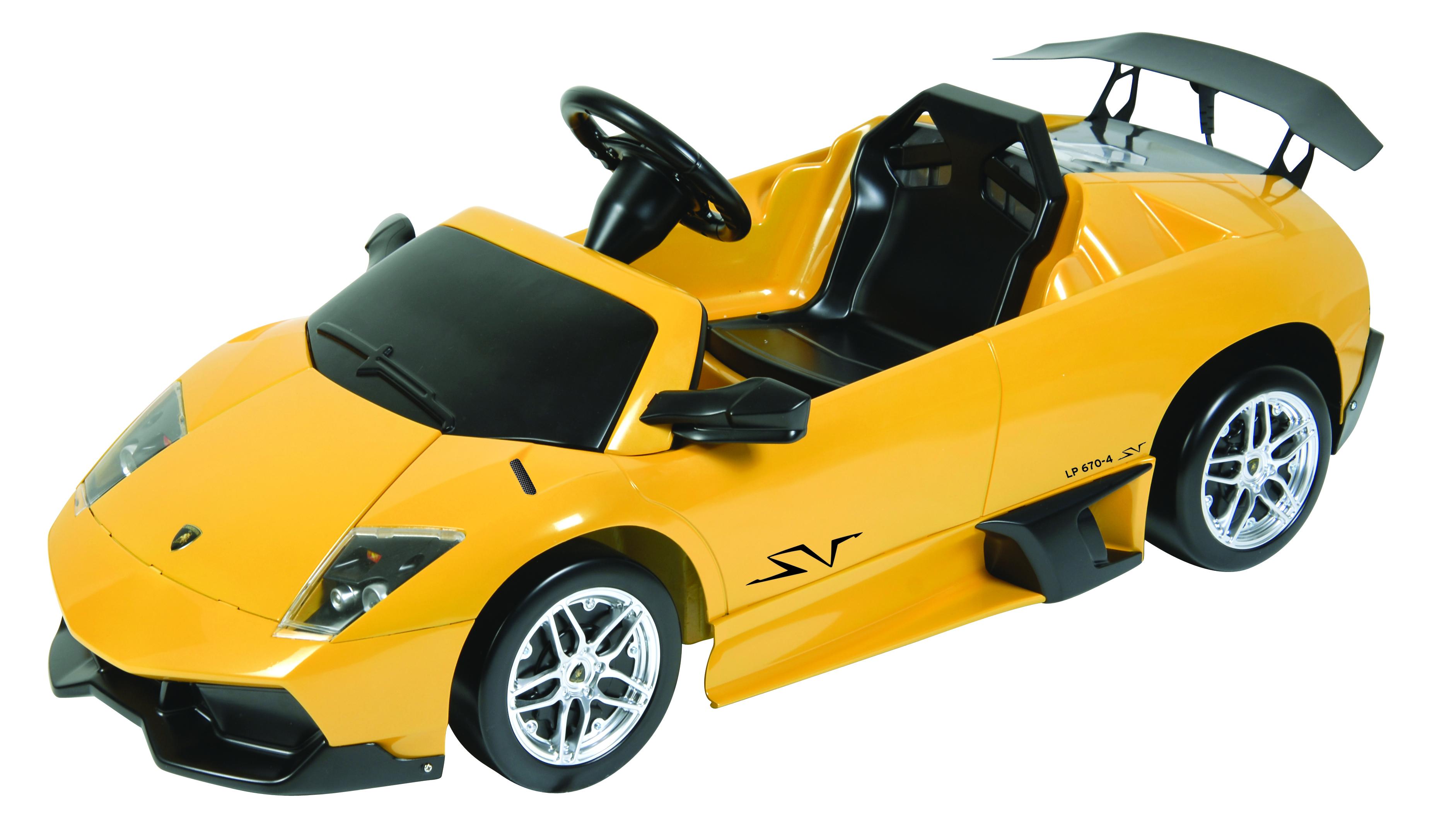 Dexton Lamborghini Murcieaglo LP 670 4 12V Ride On Toy
