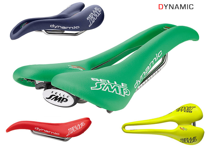 Selle SMP DYNAMIC Lady Racing Saddle