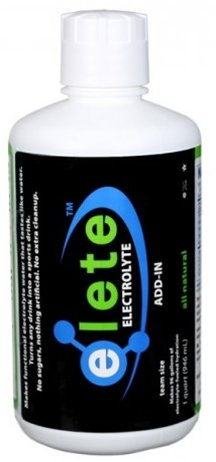 Elete Team Bottle of Electrolyte Concentrate 32 oz