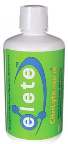 Elete CitriLyte Team Bottle of Electrolyte Concentrate 32 oz