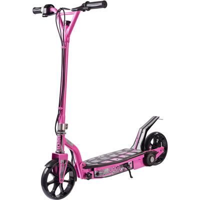 UberScoot 100w Electric Scooter by Evo Powerboards Pink