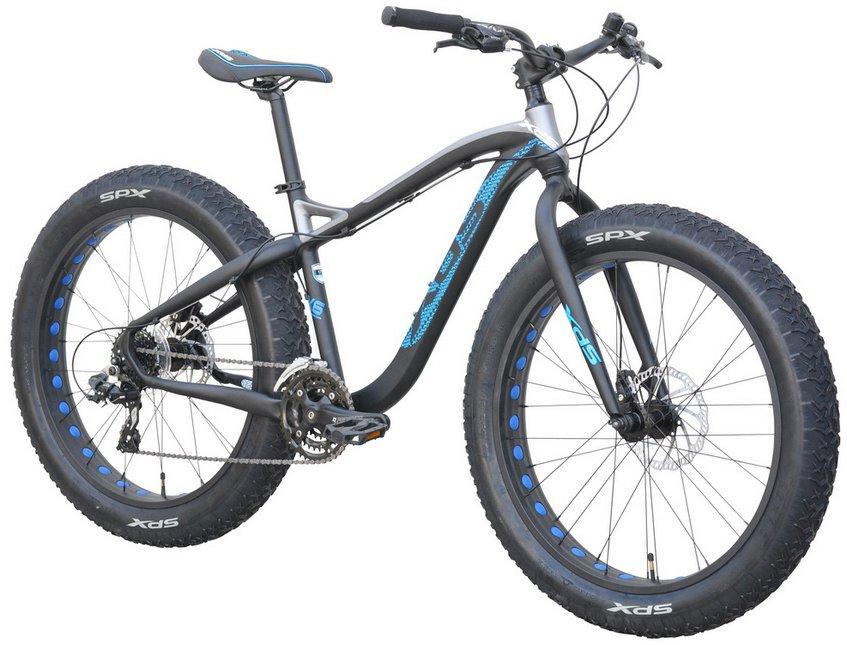 XDS Qattara 21 Speed Fat Tire Bike