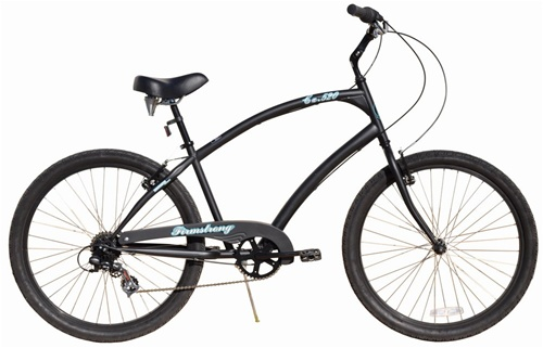 Firmstrong 26 CA 520 Mens 7 Speed Cruiser Bicycle