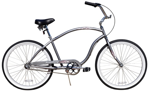 "Firmstrong Chief 26"" 3 Speed Cruiser Bicycle"